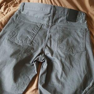 BUY ME NOW!! Men's DKNY Slim chino gray pants